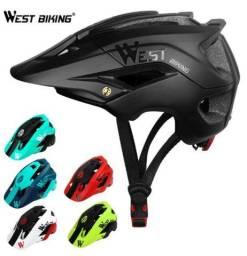 Capacete West Biking Enduro & MTB