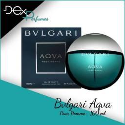 Perfume Bvlgari Aqva Pour Homme 100ml - Novo/Lacrado e Original