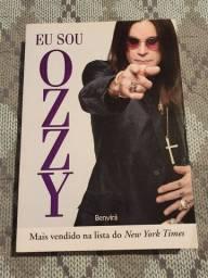Livro Eu Sou Ozzy