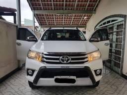 Hilux 4X4 2.8 TDI Diesel AUT. 2018