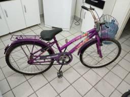 Bicicleta Zummi Aro 24 Aline Feminina.
