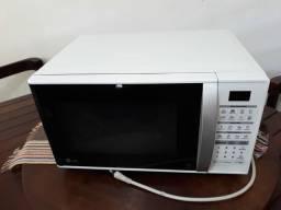 Micro-ondas LG MS3052 RA branco 30L 110v