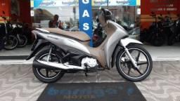 Honda Biz 125 Flex 2019 Cinza Impecável