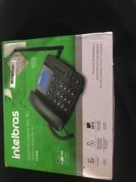 Telefone fixo intelbras 3g