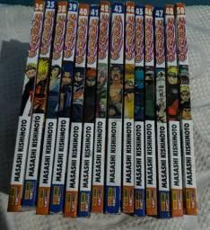 Coleção Manga Naruto edição clássico (Shippuden)