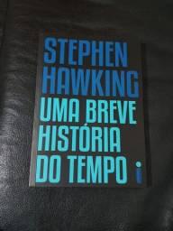Livro Stephen Hawking Uma Breve História do Tempo
