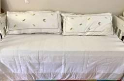 Jogo de camas e colchão Quarto Infantil