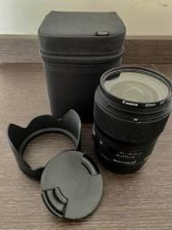 Lente Sigma 35mm F/1.4 Dg Hsm Para Canon