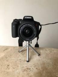 Câmera Cânon profissional DSLR - NÃO ACEITO TROCA