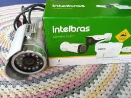 Camera de Vigilancia Intelbras Infravermelho Usada
