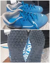 Chuteira Nike mercurial infantil