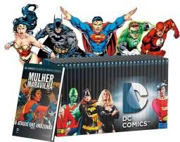 Coleção completa da DC Comics Graphic Novels