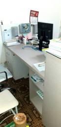 Escritório em mdf reforcado (barbada)