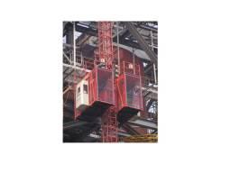 Elevador Cremalheira para Construção - Usada