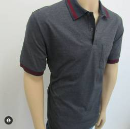 Polo Masculina plus