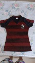 Camisa Feminina do Flamengo