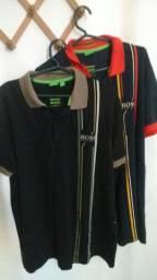 Camisas modelo polo Hugo Boss originais