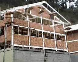Soldas e Montagem De Estruturas metálicas