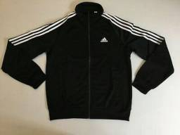 Jaqueta Adidas  Masculina - Preto e Branco