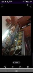 Balcão buffet serve service