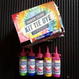 Kit de tinta para tie dye Acrilex