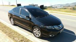 Honda City EX 2013 Flex teto solar