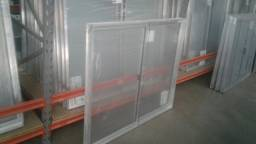 Janela alumínio 1.00 X 1.20