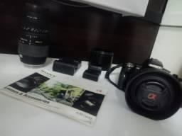 Máquina Fotográfica Sony A55