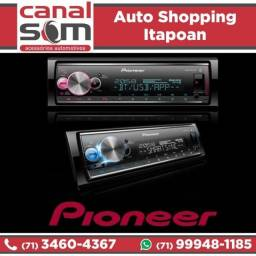 Mp3 Pioneer X7000BR Top Brasil, Canal Som