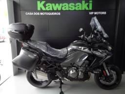 Kawasaki Versys 1000 Grand Tourer Cinza 2020