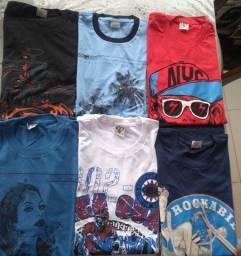 Kit camisetas