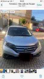 Honda CR-V LX 2012 - Blindado