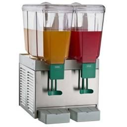 Refresqueira 2 cubas de 16 litros cada - Gizelle