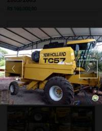 NEW HOLLAND TC 57 2003