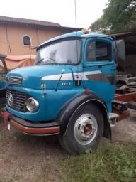 Caminhão 1113 direção hidráulica bom estado