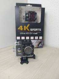 Câmera esportiva 4k - entrega grátis!