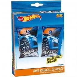 Boia De Braço Infantil Hot Wheels Radical