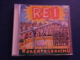 Cd Rei. As Bandas Cantam Roberto & Erasmo Carlos.