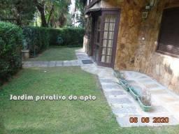 Centro de Itaipava: Vendo Apto 120m2 Linear: 3 Quartos , Jardim Privativo, 2 Vagas, Lazer