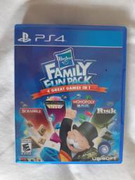 Jogo do Play 4 - Family Fun Pack (Barbacena - MG)