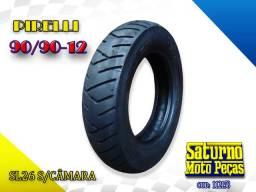 Pneu Pirelli 90/90-12 Lead 110(112158)