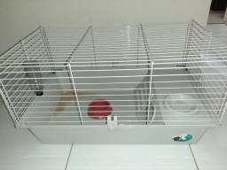 Gaiola para roedores (Leia a descrição)