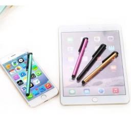 Caneta Touch Screen Celular Tablet iPad iPhone Samsung LG (Aceito Cartão)