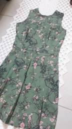Vestido Vanibele tamanho 40