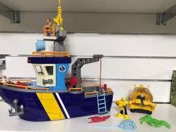 Imaginext Barco completo