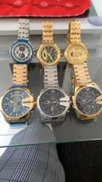Promoção de relógios