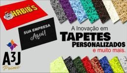 Personalização de Tapetes