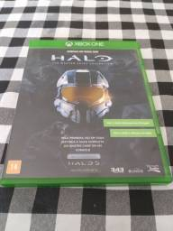Jogo halo the master chief collection xbox one