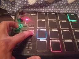 Amw Xpad Controladora Pad Dj Sampler Midi Similar A Akai Mpd