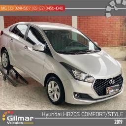 Hyundai hb20s 1.6 automático
